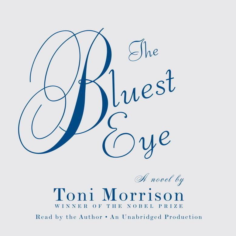 the bluest eye toni morrison audiobook